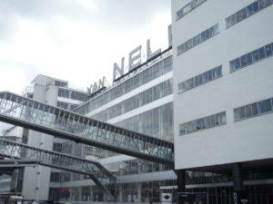 Waarom je een huurhuis in Rotterdam wil hebben: mooie architectuur als de Van Nelle Fabriek